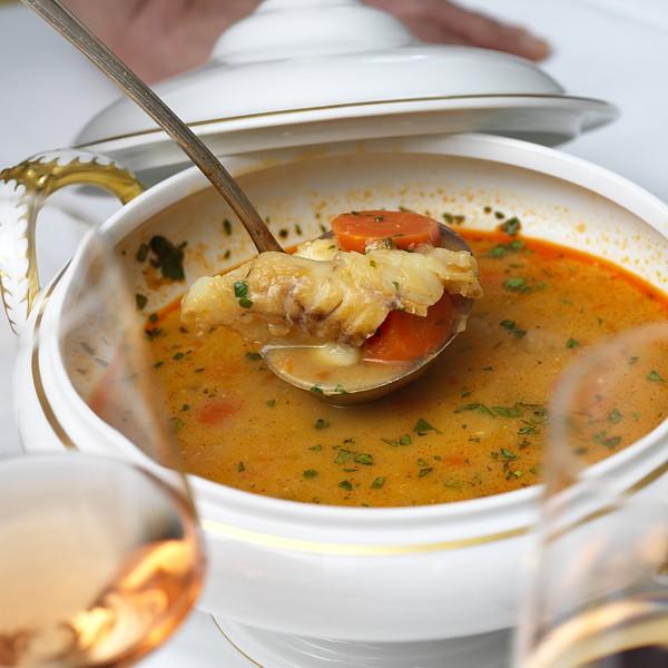 Fischsuppe Alt Sieseby