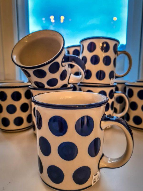 Bunzlauer Keramik: Becher 250 ml