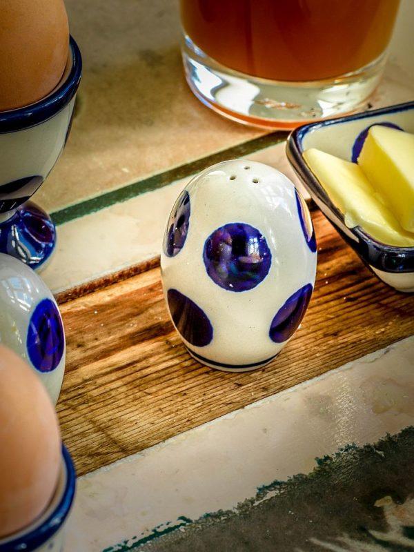 Bunzlauer Keramik: Salzstreuer